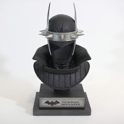 DC Collectibles' The Batman Who Laughs Cowl Review