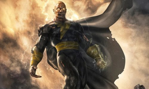 Dwayne 'The Rock' Johnson teases Black Adam art and confirms release date