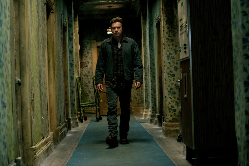 Doctor Sleep Ewan McGregor Credit: WB / Jessica Miglio