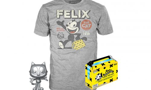 Felix the Cat Day reveals new collections from Funko, Tilly's, Aliquantum, Target