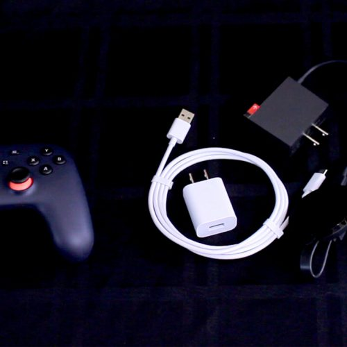 Unboxing the Google Stadia Founder's Edition