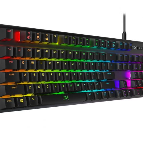 HyperX Alloy Origins Mechanical Gaming Keyboard (Review)