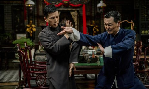 Donnie Yen is back in new Ip Man 4 teaser trailer