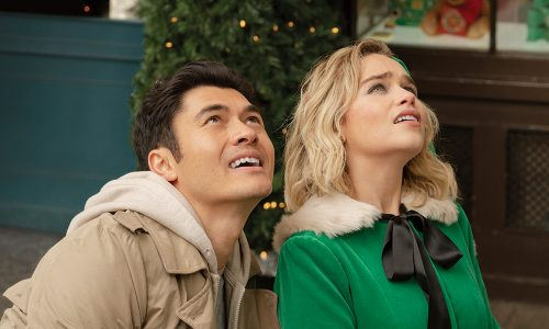 Henry Golding and Emilia Clarke are a joy to watch in Last Christmas (review)