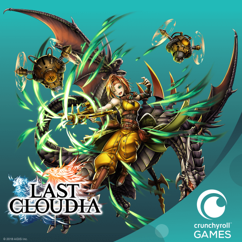 Last Cloudia joins Crunchyroll Games with special Collection of Mana event
