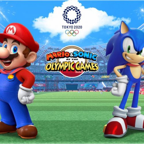 Mario & Sonic at the Olympic Games Tokyo 2020 now available on Nintendo Switch
