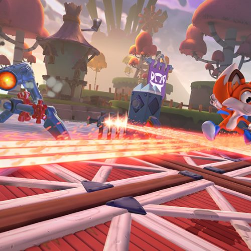 New Super Lucky's Tale is now available on Nintendo Switch