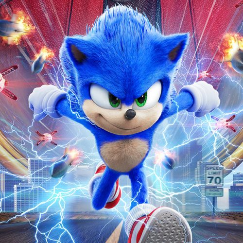 Sonic the Hedgehog is redesigned in new trailer