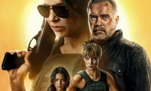 Terminator: Dark Fate is now in 4DX