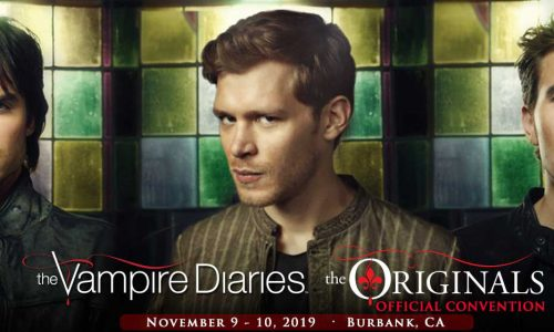 The Vampire Diaries and The Originals Convention coming to LA November 9-10
