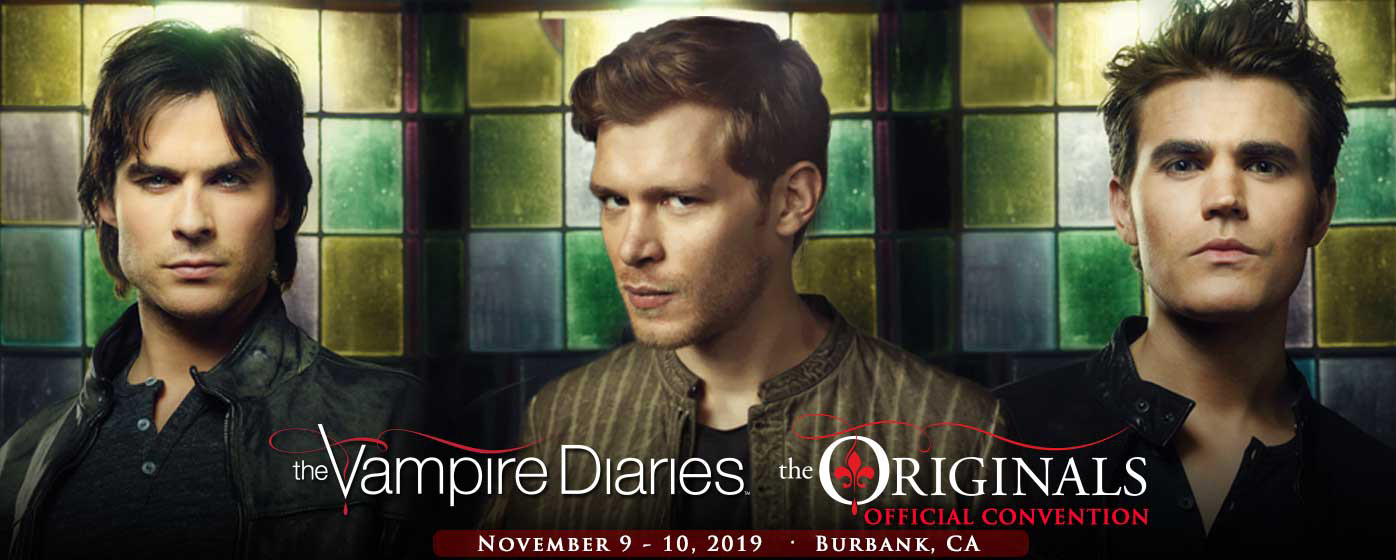 The Vampire Diaries The Originals Convention