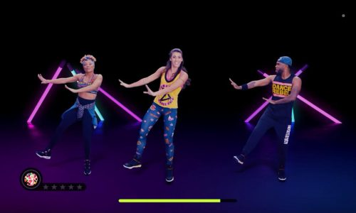 Zumba Burn it Up! now available on Nintendo Switch