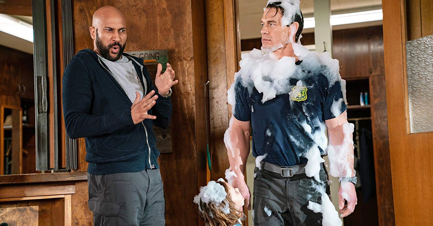 Playing With Fire - Keegan-Michael Key, Finley Rose Slater, and John Cena