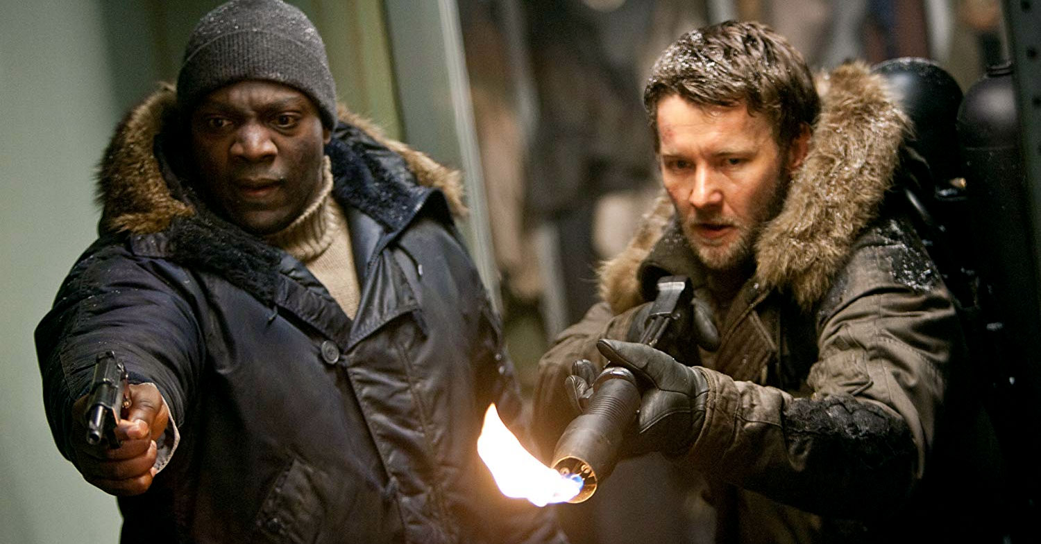 The Thing - Adewale Akinnuoye-Agbaje and Joel Edgerton