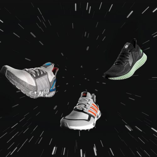 Adidas x Star Wars Space Battle-themed packs coming November 21