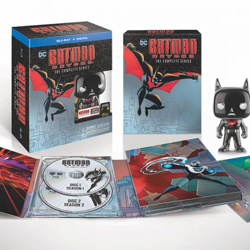 Batman Beyond: The Complete Series is now available on Blu-ray