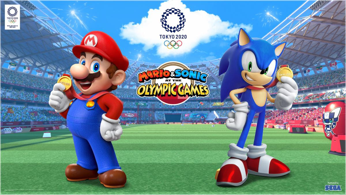 Mario & Sonic at the Olympic Games Tokyo 2020 - 01