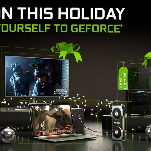 NVIDIA GeForce deals for the holiday season