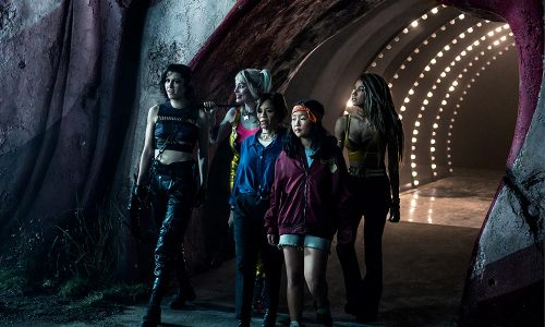 Birds of Prey looks to have the most f-bombs in a DC film
