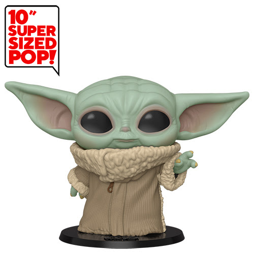 The Child Baby Yoda Funko Pop Figure