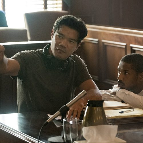 Director Destin Daniel Cretton on Just Mercy and working with Michael B. Jordan