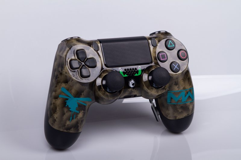 Modern Warfare Evil Shift Controllers