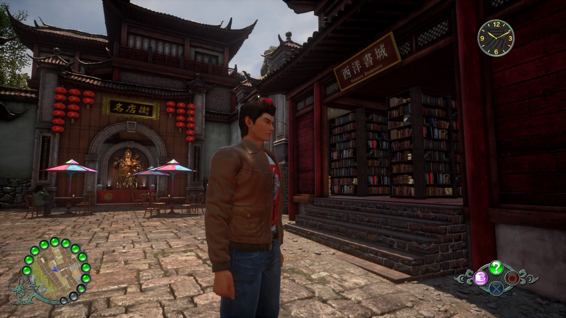 Shenmue 3: Earn Money (Yuan) Faster with This Exploit The Western Bookstore