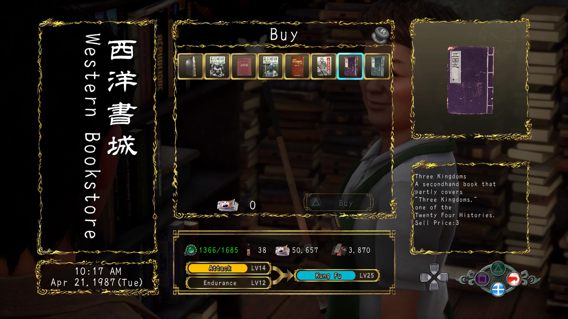 Shenmue 3: Earn Money (Yuan) Faster with This Exploit The Three Kingdoms
