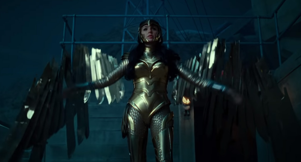 Image result for wonder woman golden eagle armor