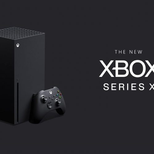 The next Microsoft console is Xbox Series X