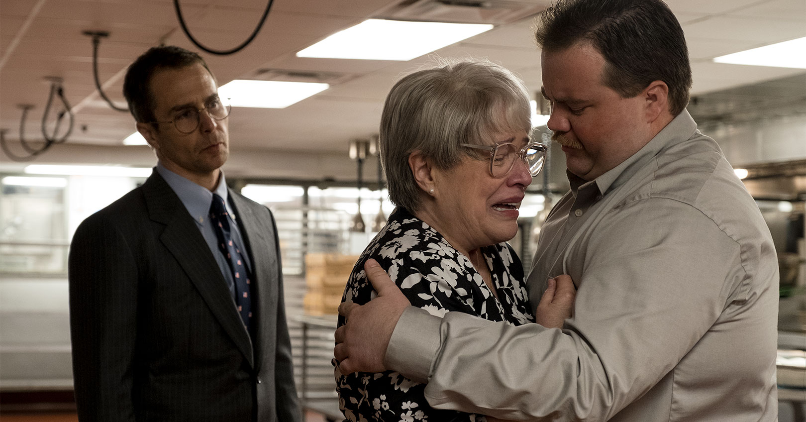 Richard Jewell - Sam Rockwell, Kathy Bates, and Paul Walter Hauser