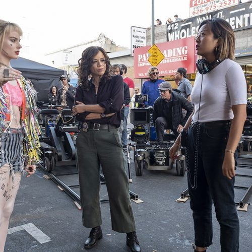 Director Cathy Yan on why Birds of Prey is rated R