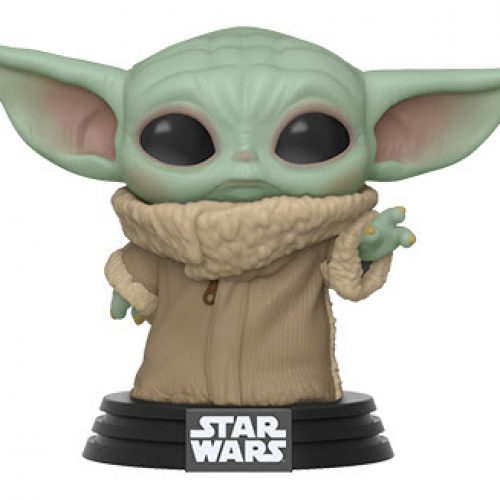 The Mandalorian's Baby Yoda Funko Pop Figure is coming next year
