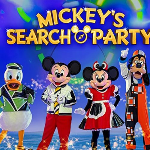 Disney on Ice: Mickey's Search Party brings old and new classics