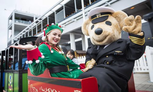 Enjoy the holiday spirit at Queen Mary Christmas