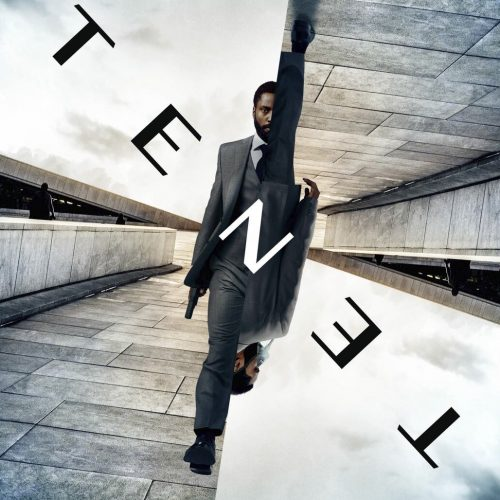 Christopher Nolan messes with time in new Tenet trailer