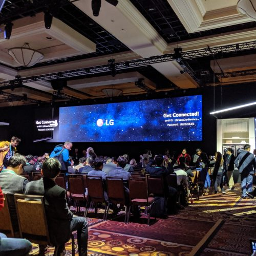 CES: LG announces more AI concepts than products this year