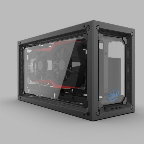 CES: iBUYPOWER reveals the next generation Revolt GT3 SFF case
