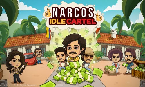 Take over the drug business with Narcos: Idle Cartel on Android and iOS