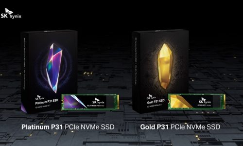 SK hynix unveils new SSDs: Platinum P31 and Gold P31 PCIe NVMe