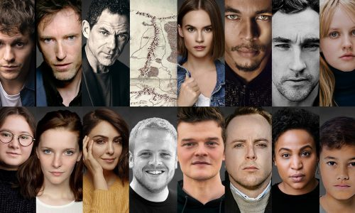 Meet the 15 cast members from Amazon's The Lord of the Rings series