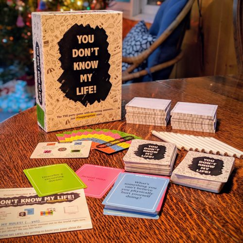 Review: You Don't Know My Life!, the TMI party game