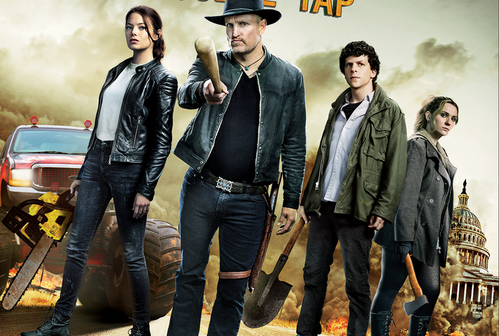 Zombieland: Double Tap Blu-ray Box Art thumb