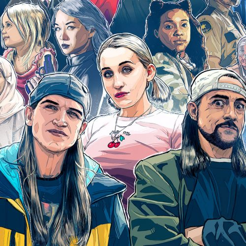 Jay & Silent Bob Reboot – Blu-ray Review
