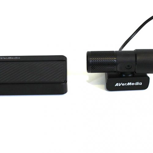 Share your gaming content with the Avermedia Live Streamer Duo