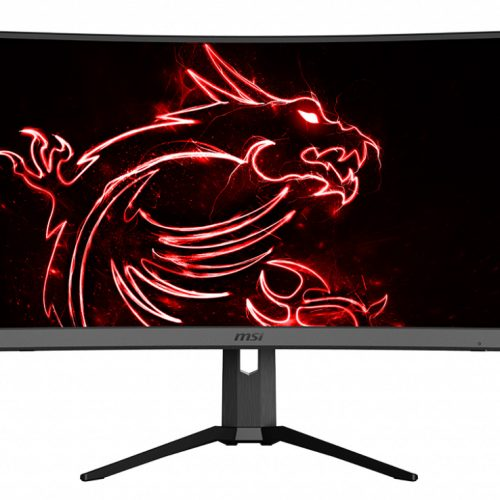 5 new portable and curved gaming monitors from MSI in 2020