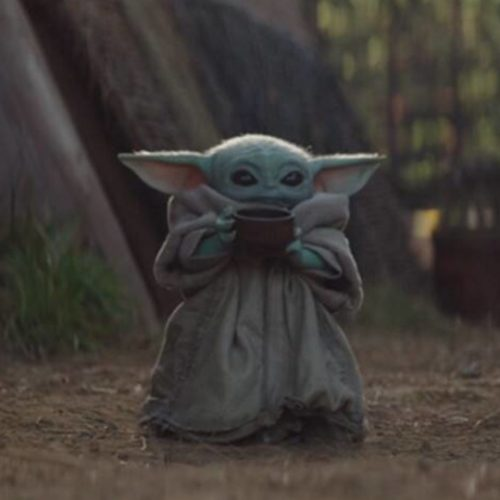 People are getting excited over Baby Yoda coming to Build-A-Bear