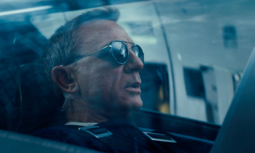 Bond's No Time To Die Super Bowl spot