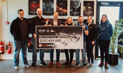 EVE Online players helped raise $100,000 for Australian bushfires