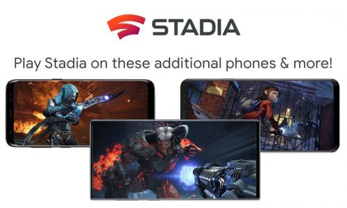 Google Stadia is coming to Samsung, ASUS and Razer phones this week